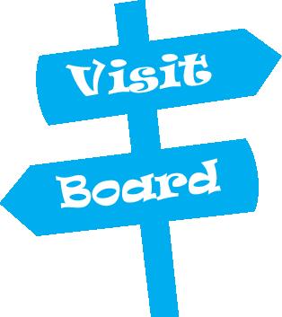 Photo - visitboard