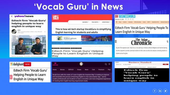 Photo - Vocab Guru