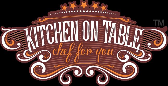 Photo - Kitchen on Table