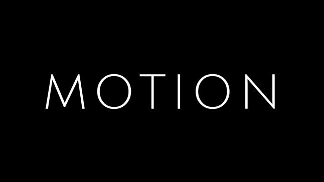 Photo - Motion