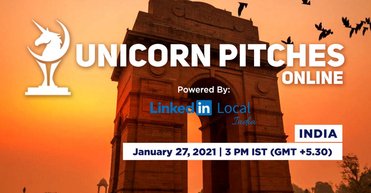 Unicorn Pitches India - powered by LinkedInLocal India