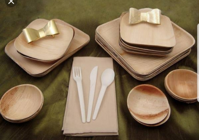 Photo - Biodegradable cutlery