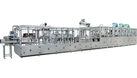 Photo 1 - IV Fluid Manufacturing Plant