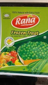Photo - RANA FROZEN