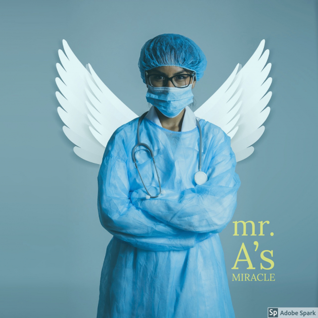 Photo - mr A's MIRACLE