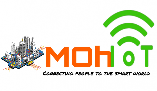 Photo - MohIOT Wireless Solutions  for Smart City.