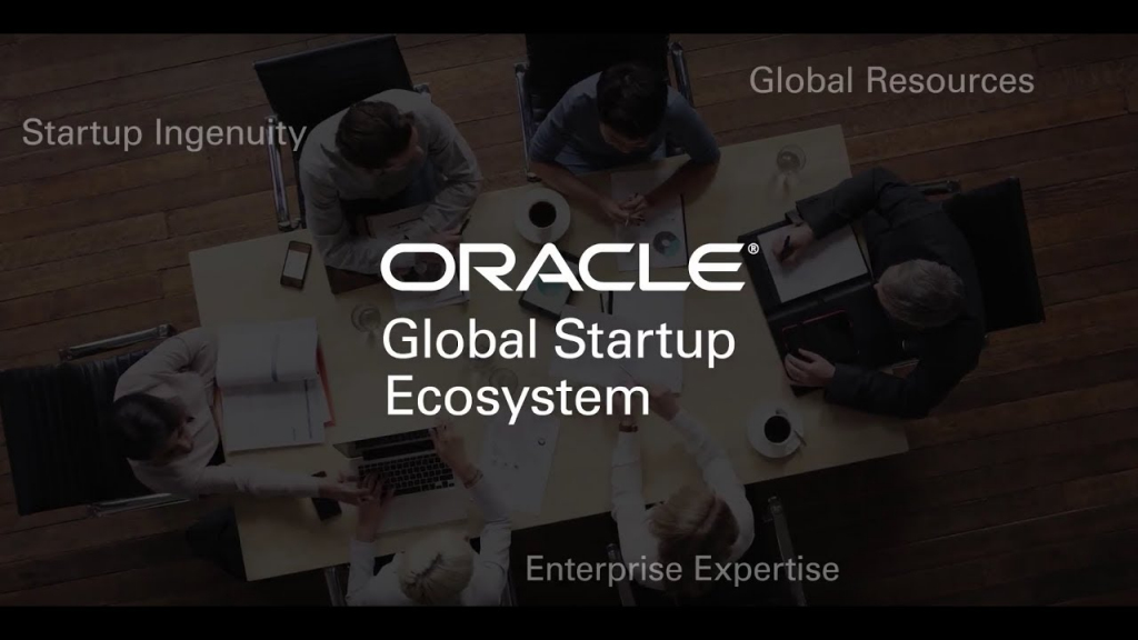 Oracle Startup Cloud Accelerator Program