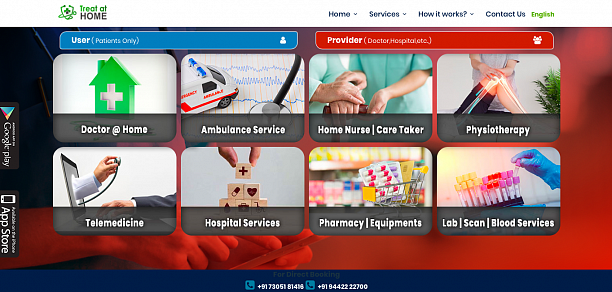 Photo 2 - App and web based aggregator of home healthcare